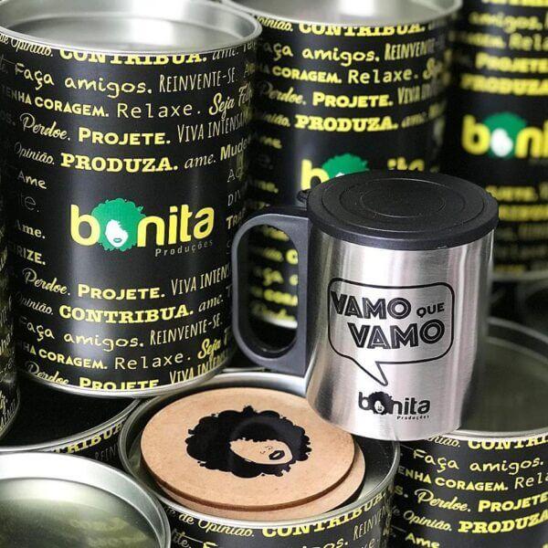 034 SURPRESA ENLATADA para BONITA