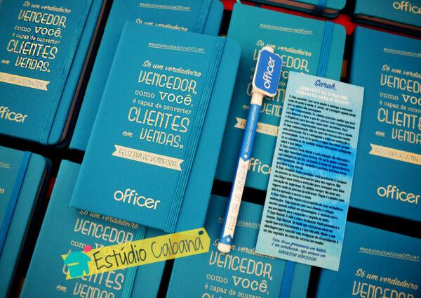 Kit Ideias no Papel – Caderneta com Marca Página 6