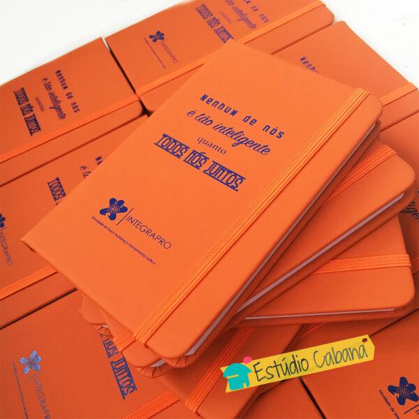 Kit Ideias no Papel – Caderneta com Marca Página 5