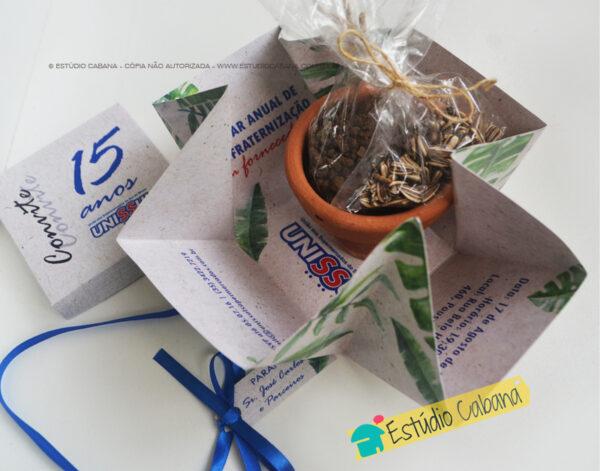 Kit Jardinagem Surpresa 5