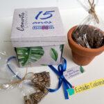 Kit Jardinagem Surpresa 8