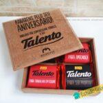 Caixa Talento Flat 5