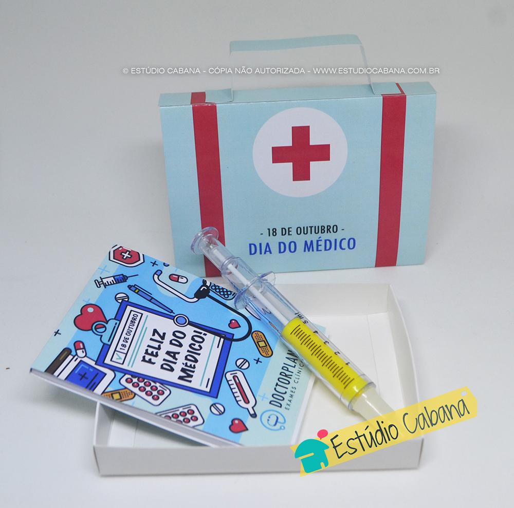 Maleta Médico