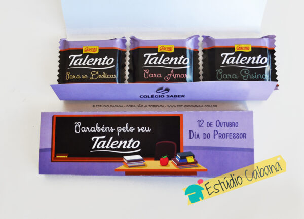 Kit Talentos Professores 1