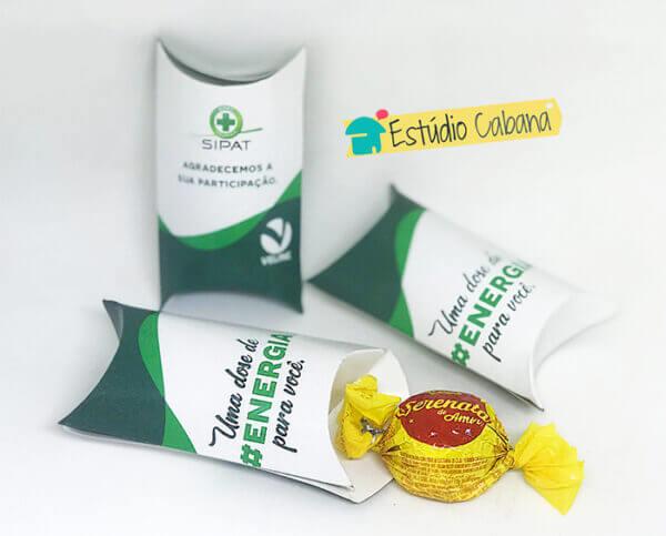 CAIXA DOSE ENERGIA BRINDE SIPAT CHOCOLATE