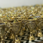 brinde motivação troféu