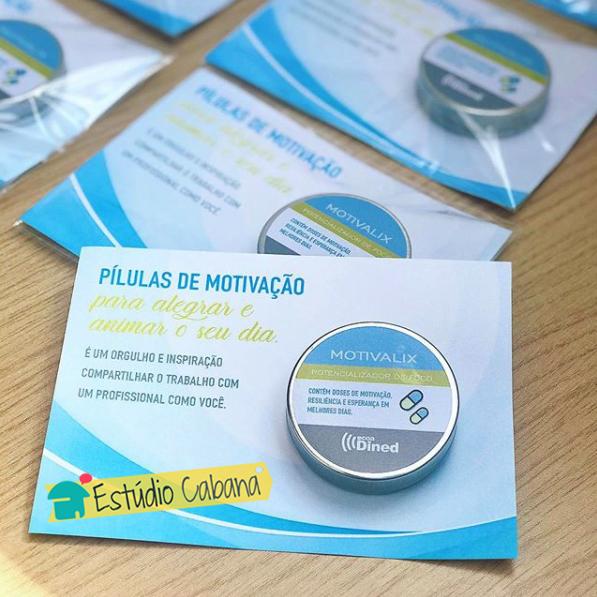 CARTÃO MOTIVALIX BRINDE MOTIVAÇÃO COM PÍLULAS banco do brasil cópia